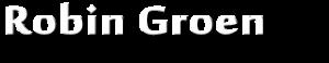 Robin Groen Logo